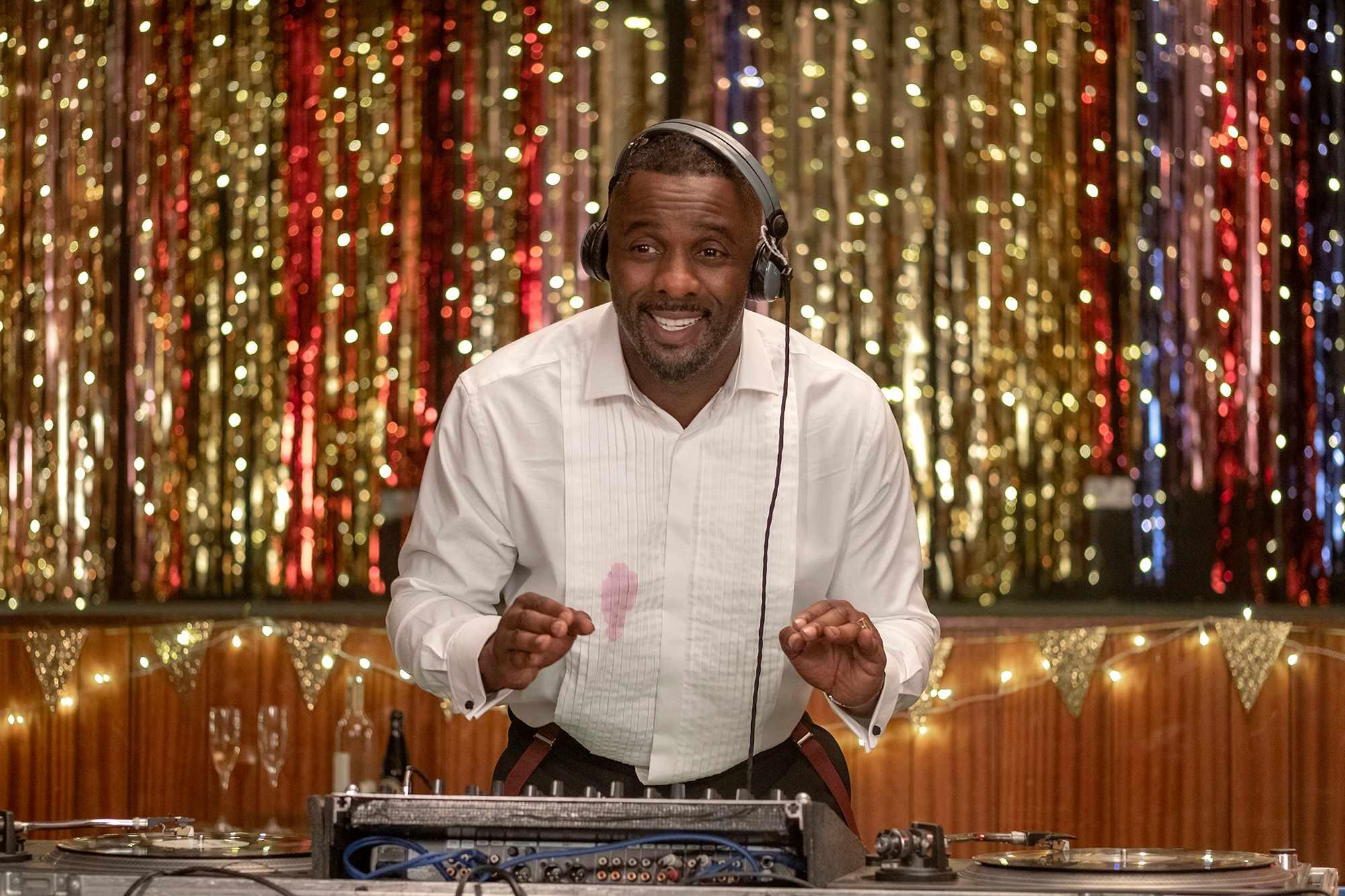 Idris Elba in new Netflix series Turn Up Charlie (Netflix)