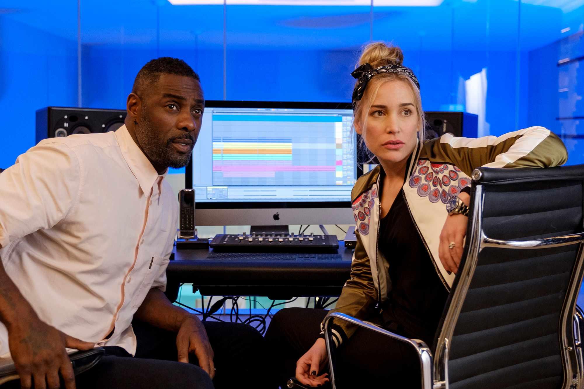 Idris Elba stars in new Netflix series Turn Up Charlie (Netflix)