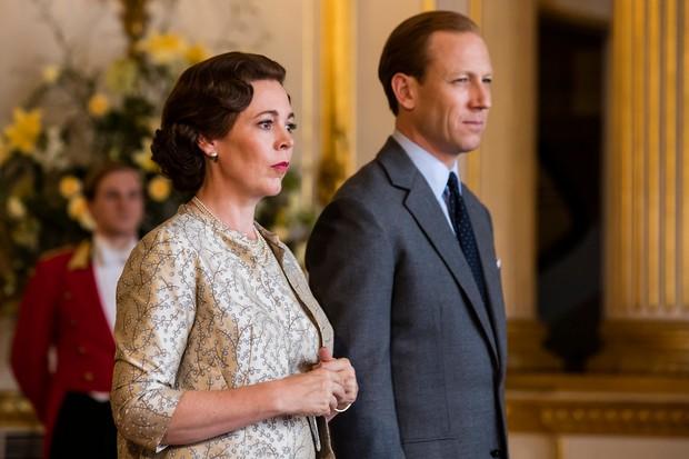 The Crown series 3 Netflix