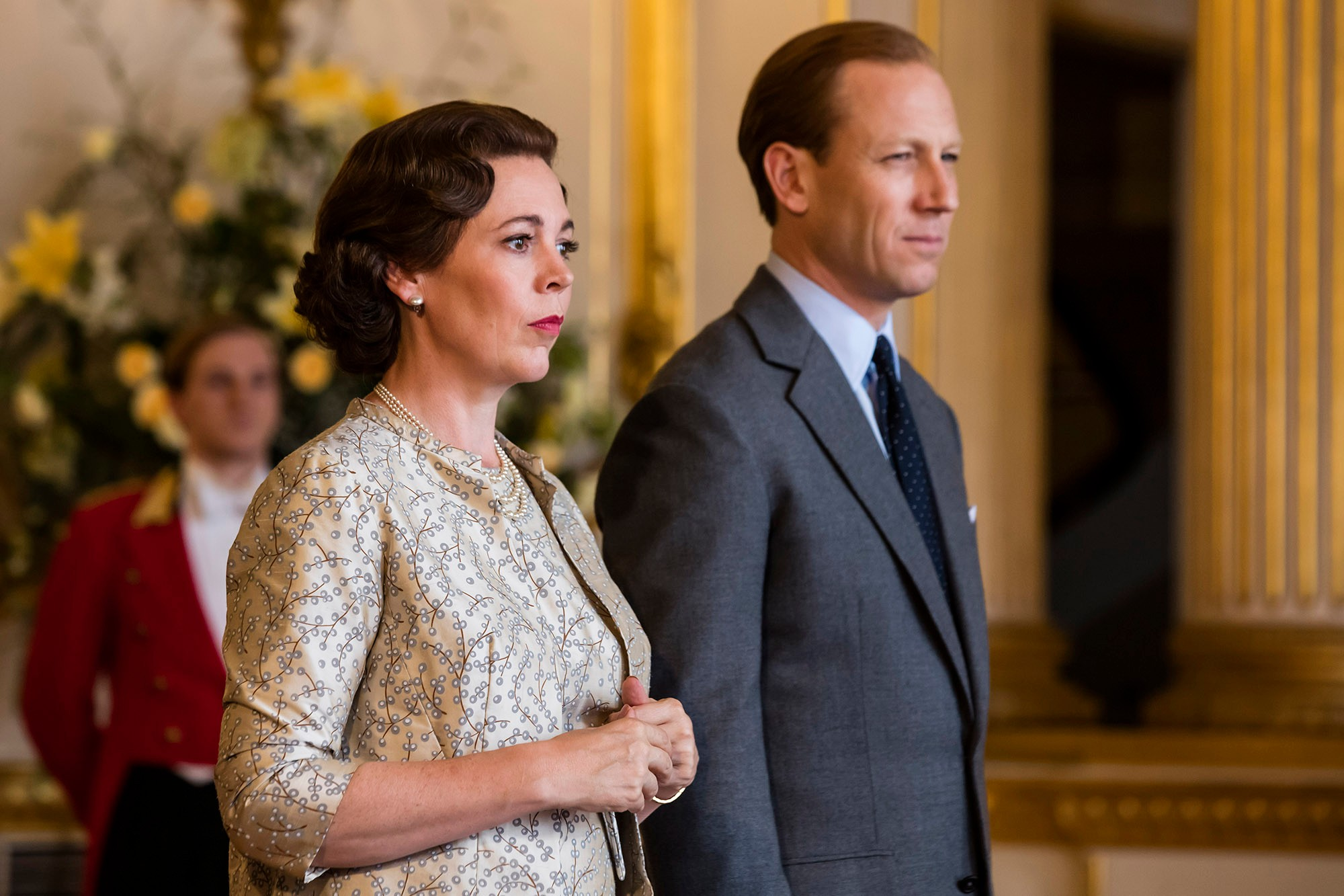 The Crown series 3 Netflix