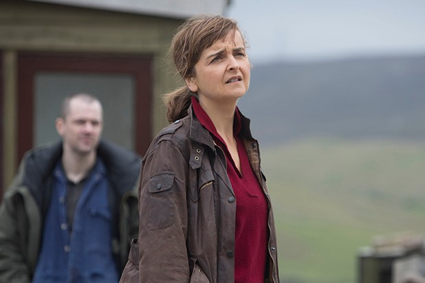 Tracy Wiles plays Carla Hayes in Shetland