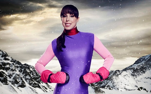 Beth Tweddle, The Jump (Channel 4)
