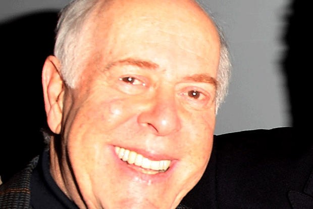 Clive Swift, Getty