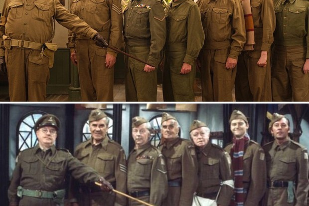 Dad's Army re-make