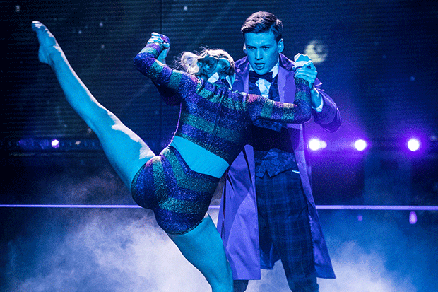 Doctor Who on The Greatest Dancer, BBC Pictures