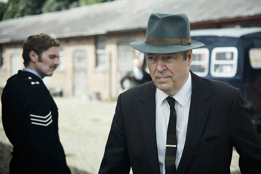 Roger Allam in Endeavour (ITV)