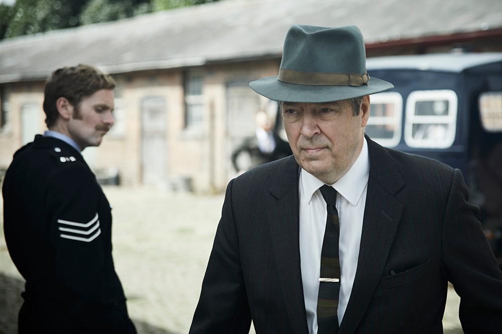 Roger Allam in Endeavour (ITV)