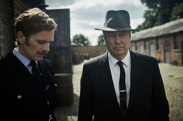 Endeavour cast - who plays young Morse? Where have I seen Fred