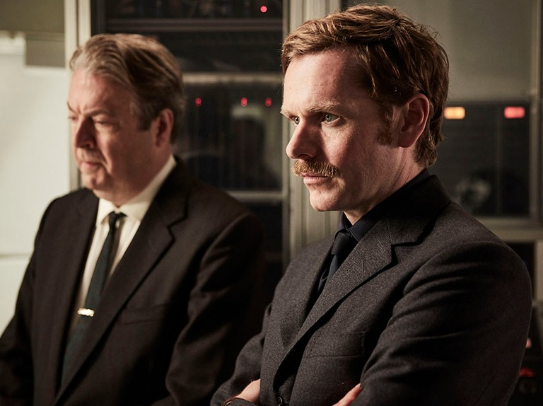 Endeavour confirms eighth series
