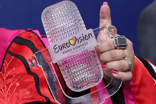 Eurovision 2018, Getty