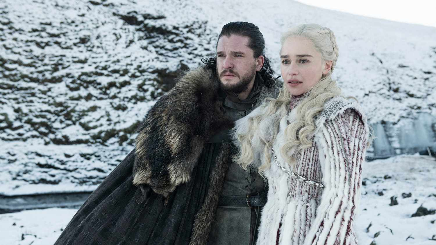 Game of Thrones series 8 (HBO/Sky)