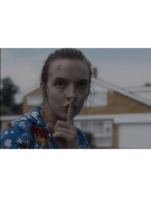 Killing Eve trailer, BBC