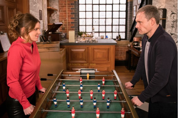 Coronation Street, Nick Tilsley, Rachel