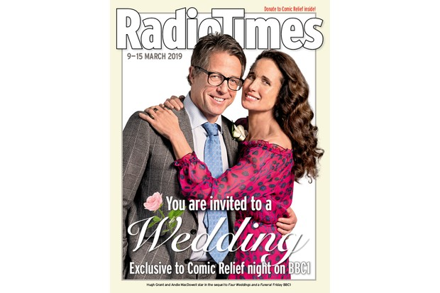 Pick up your Red Nose Day Radio Times special in shops now