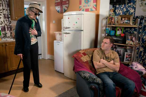 Coronation Street, Evelyn Plummer, Tyrone Dobbs