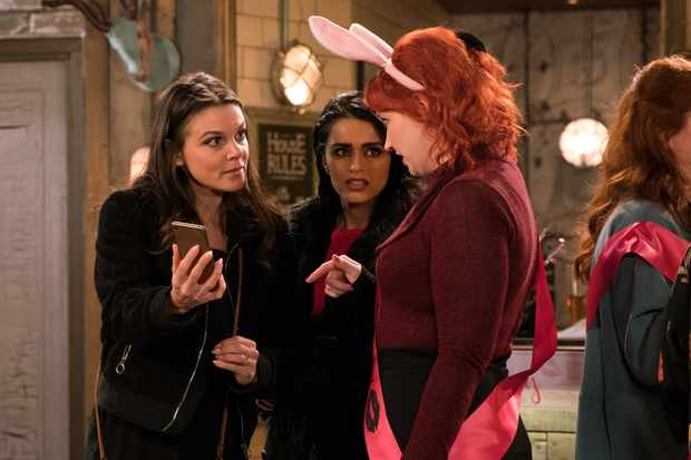 Coronation Street, Kate Connor, Rana Nazir, Lolly
