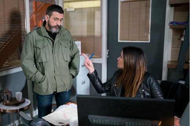 Coronation Street, Peter Barlow, Carla Connor