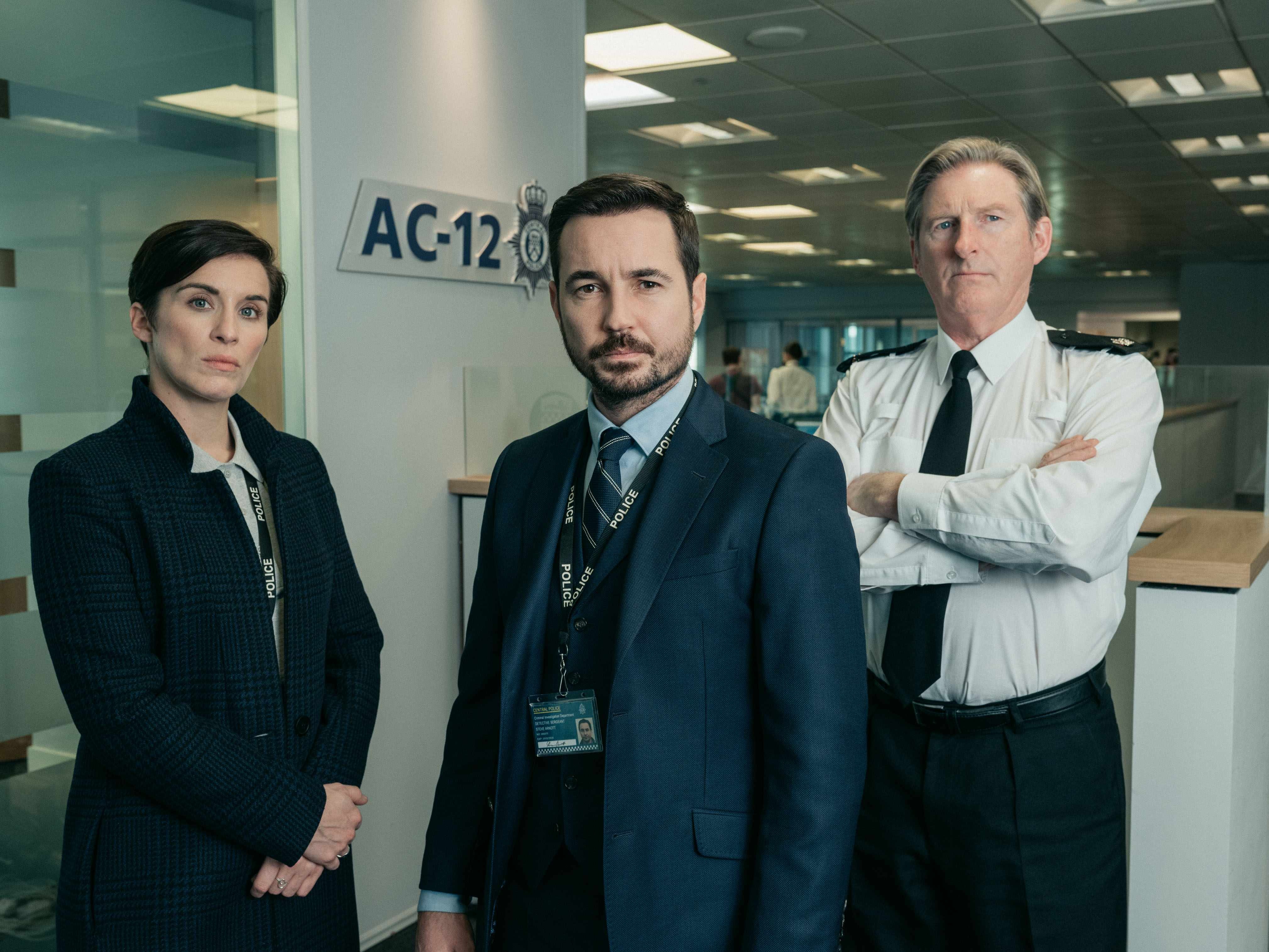 Meet The Cast Of Line Of Duty Series Five