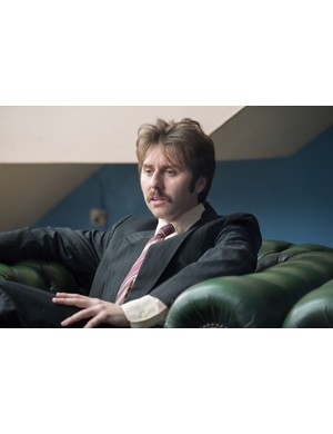 James Buckley is Fitzpatrick (C) ©Fudge Park - Photographer: Nicola Dove