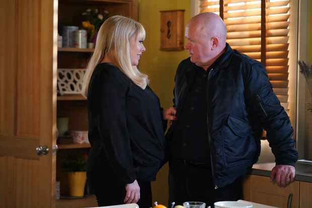 EastEnders, Sharon Mitchell, Phil Mitchell
