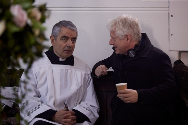 Richard Curtis, Father Gerald (ROWAN ATKINSON) for Comic Relief (BBC)