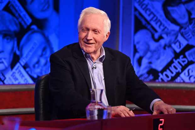 David Dimbleby Have I Got News For You