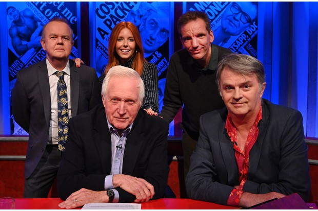 Have I Got News For You presenters: David Dimbleby to host for first