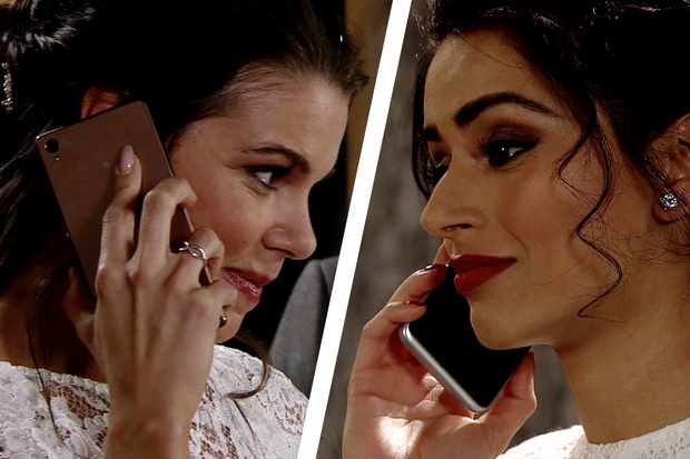 Coronation Street, Kate Connor, Rana Nazir