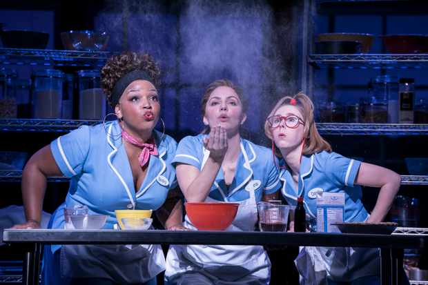WAITRESS by Bareilles ;