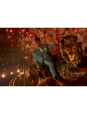 Filming at the House on the Rock for American Gods season two (Amazon Prime Video)