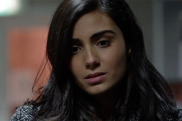 Aiysha Hart plays DS Sam Railston in Line of Duty