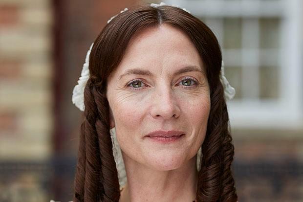 Anna Wilson-Jones plays Emma Portman in Victoria
