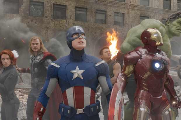 Avengers Assemble (2012)