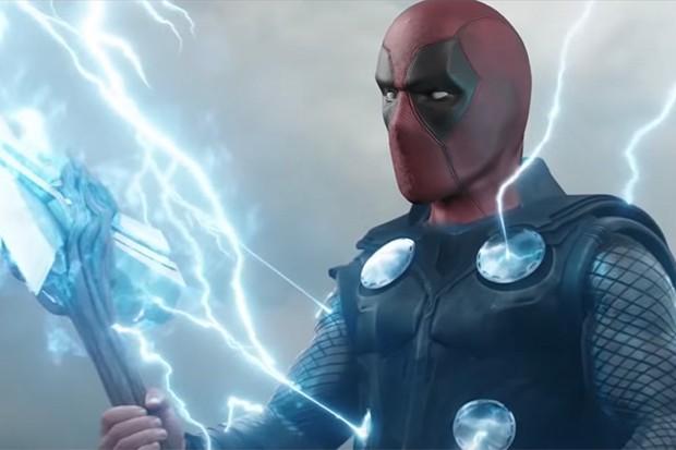 Avengers Deadpool