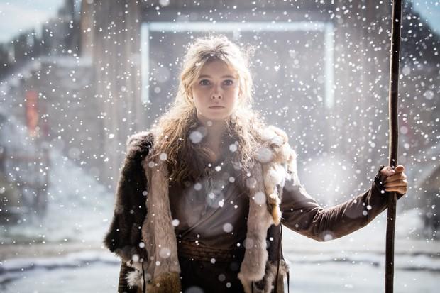 Eleanor Worthington-Cox as Cait in Britannia