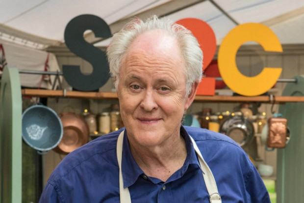 The Crown star John Lithgow totally charmed viewers on Celebrity Bake off