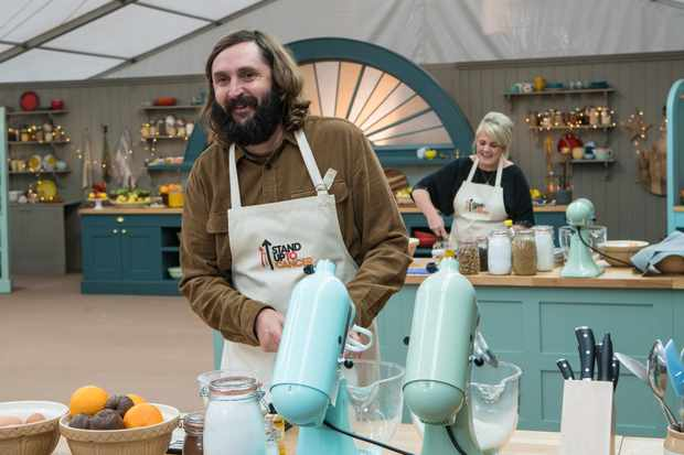 Joe Wilkinson, Bake Off (C4)