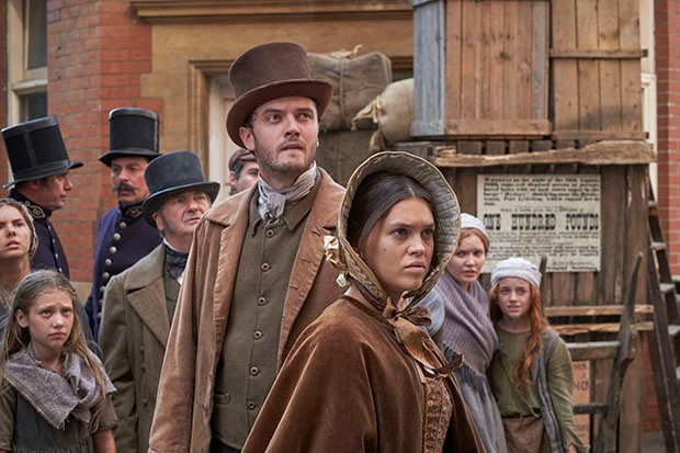 Victoria series 3 - chartism