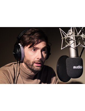 David Tennant narrating The War of the Worlds