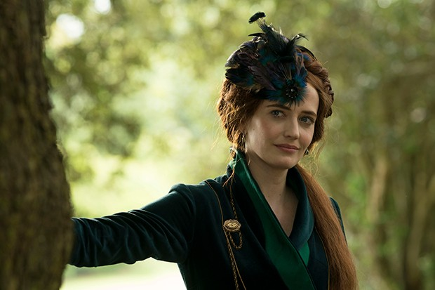 Eva Green in The Luminaries