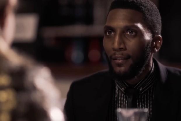 Yusuf Gatewood plays Famine