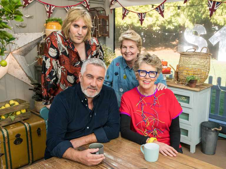 Bake Off announces new two-year deal with Channel 4