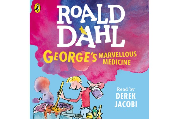 George Roald Dahl