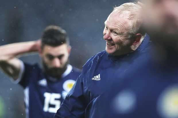 Kazakhstan v Scotland: How to watch Scotland on TV and live stream