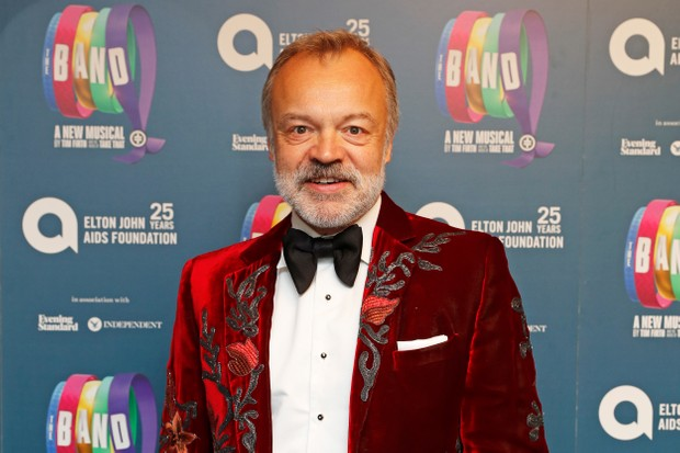 Graham Norton (Getty)