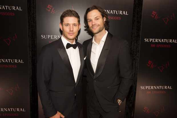 Supernatural cast (Getty)