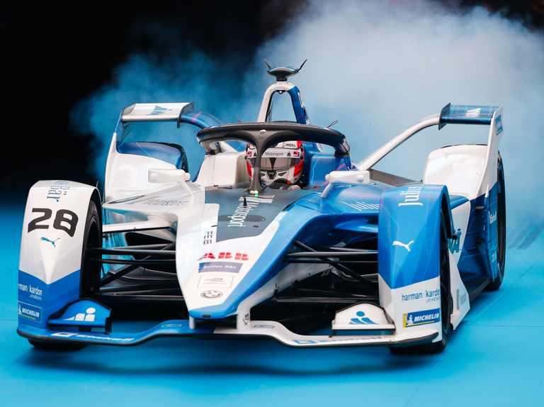 Formula E race calendar and TV coverage guide
