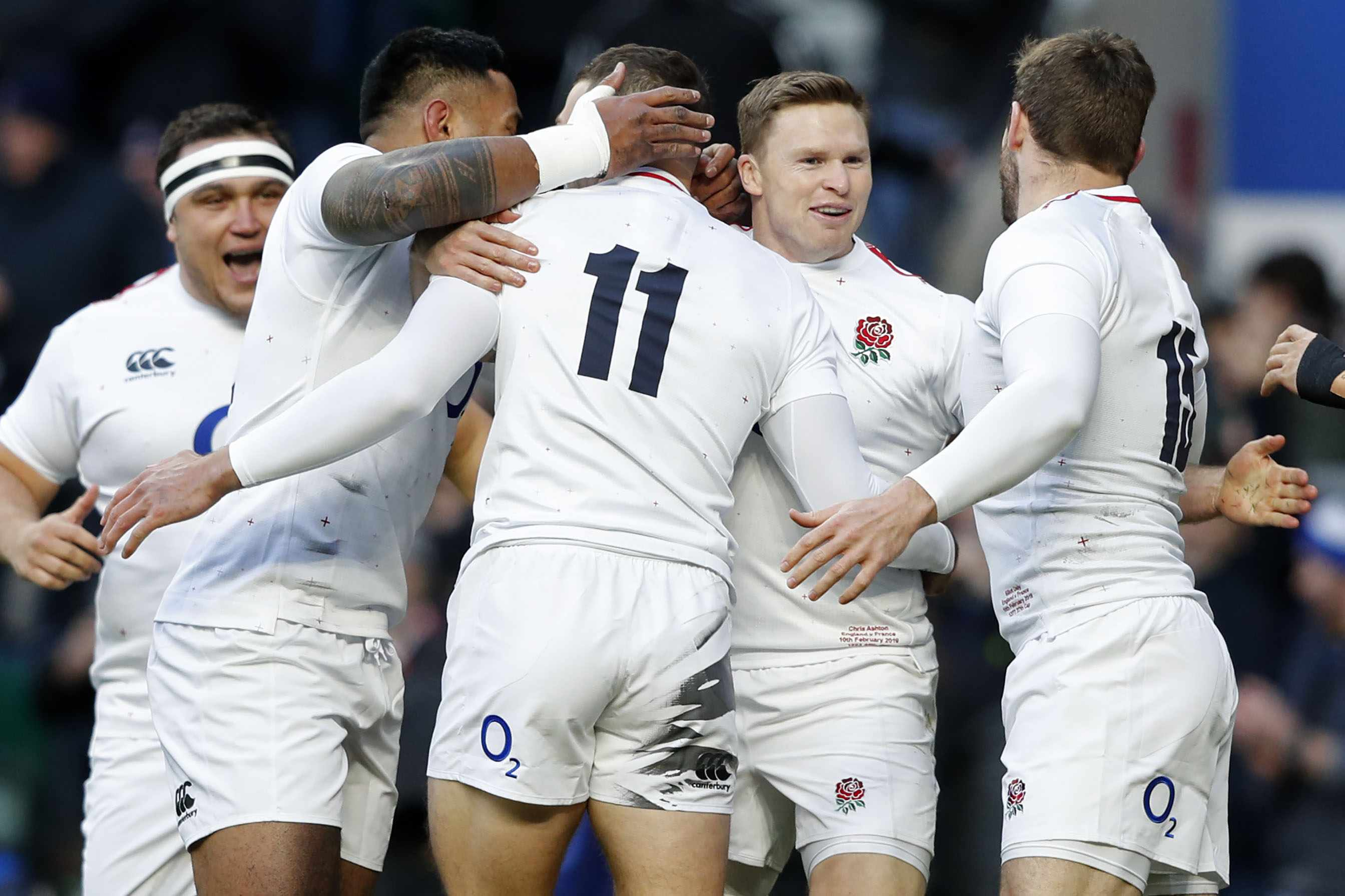 England Six Nations