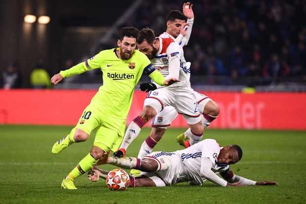 Barcelona Lyon