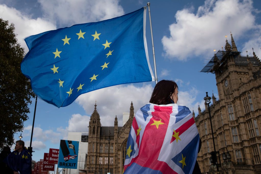 What time is the meaningful vote in parliament tonight